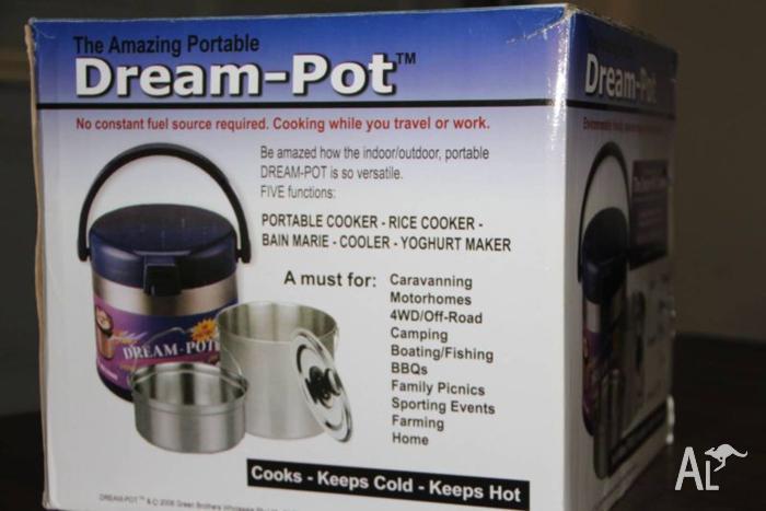 Dream Pot portable cooker