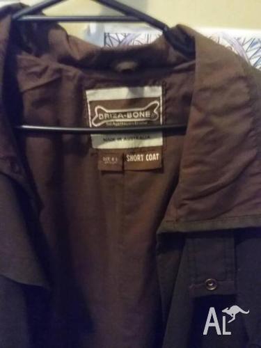 Drizabone Large Coat Male or Female Brand New Never