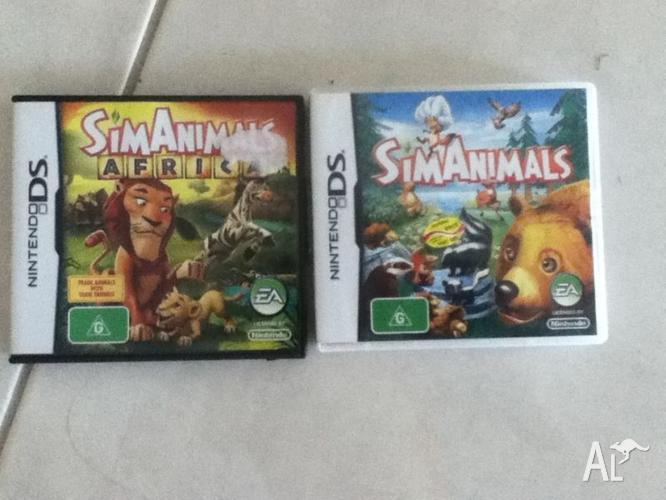 DS Games Pack