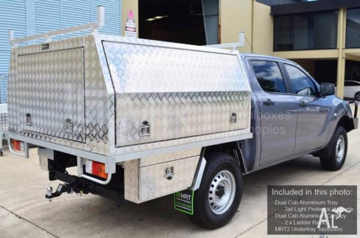 DUAL, EXTRA AND SINGLE CAB UTE CANOPIES BRAND NEW