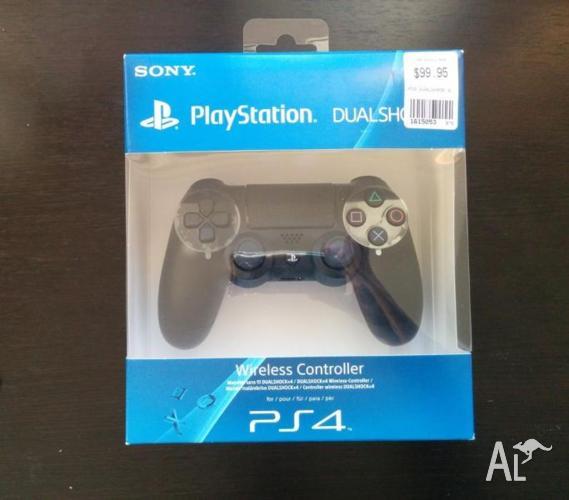 Dualshock 4 Wireless Controller - PS4 (Brand New in