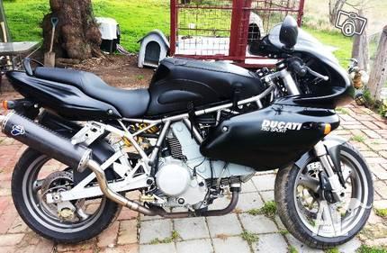 DUCATi 2002 750cc sport mint cond low km