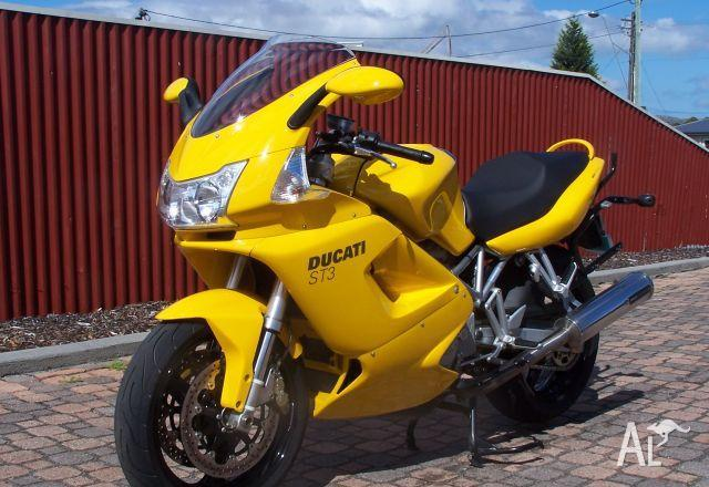 Ducati Sts Fairing