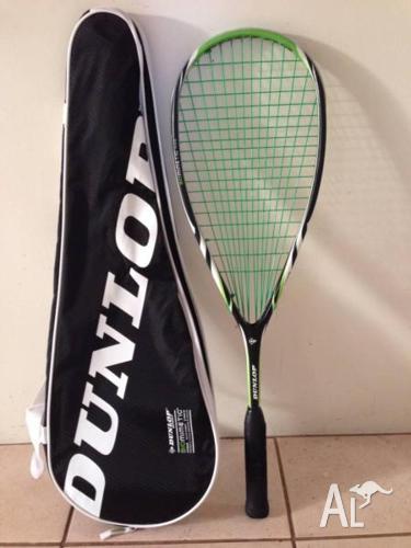 Dunlop Biometric Squash Racquet