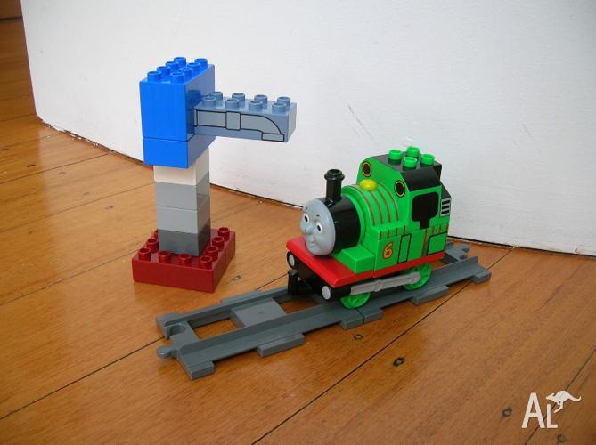 Duplo Percy Thomas the Tank Engine