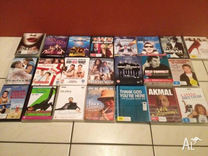 DVD Collection $15 the lot
