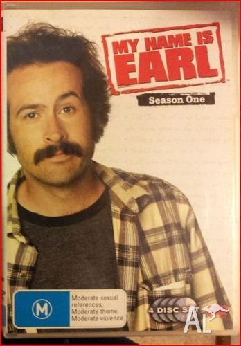 DVD - My Name is Earl Season 1