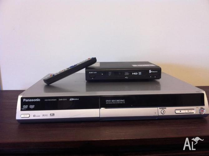 DVD Recorder + Set top box