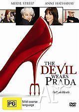 dvd The Devil Wears Prada comedy movie MERYL