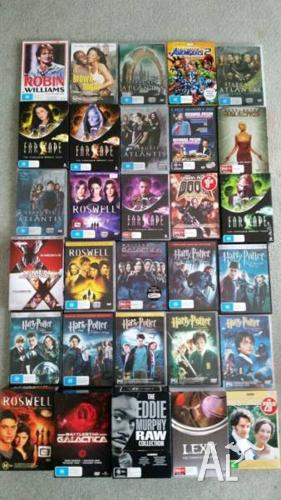 dvds complete seasons and more