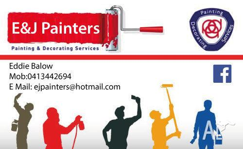 E&J Painters