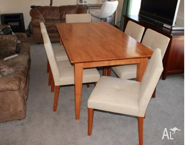 ECO2000 dining table, seats 6 TABLE ONLY