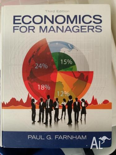 Economics for Managers by Paul G. Farnham