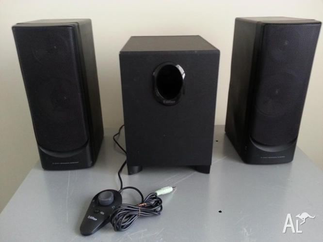 Edifier 2.1CH PC multimedia speaker system