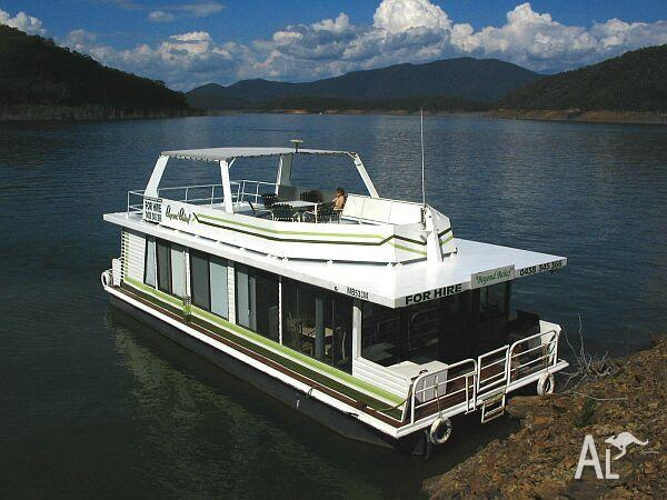 EILDON HOUSEBOAT HIRE Houseboat Hire Under Contract of Sale by