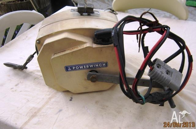 electric Boat trailer winch for Sale in BROOKLYN PARK, South