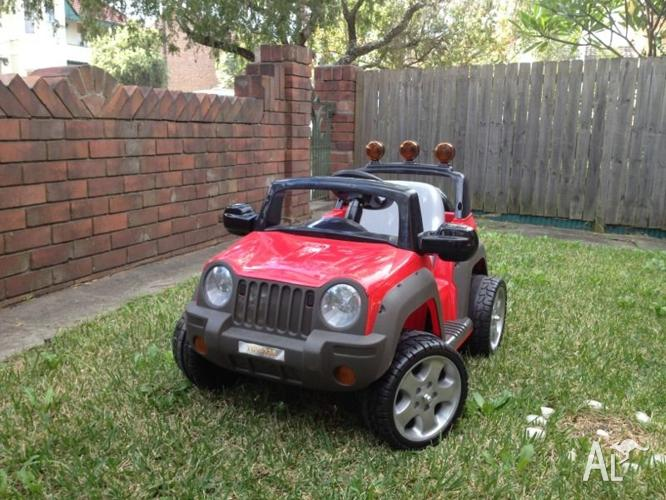 Electric Jeep Children S Drivable Car For Sale In Stanmore New
