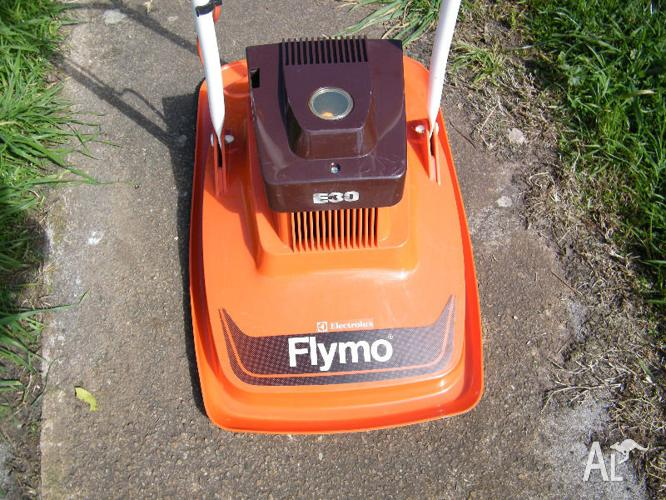 electrolux FLYMO electric lawn mower