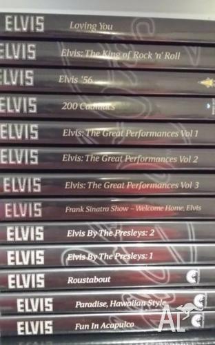 Elvis Presley Movies & Documentaries