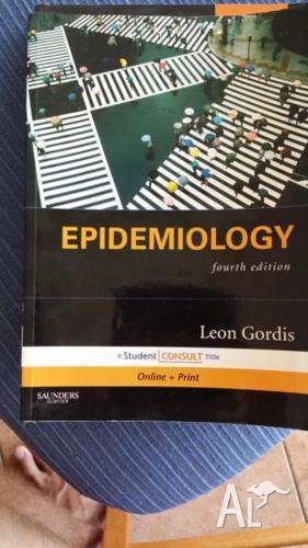 Epidemiology Fourth edition - Leon Gordis