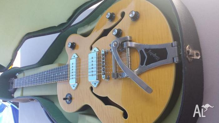 epiphone wildkat electric guitar for sale in blacksmiths new south wales classified. Black Bedroom Furniture Sets. Home Design Ideas