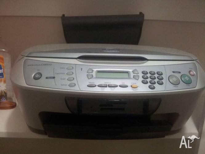 Epson Stylus CX6500 multi function printer scanner