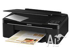 Epson Stylus NX130 Printer scanner like new