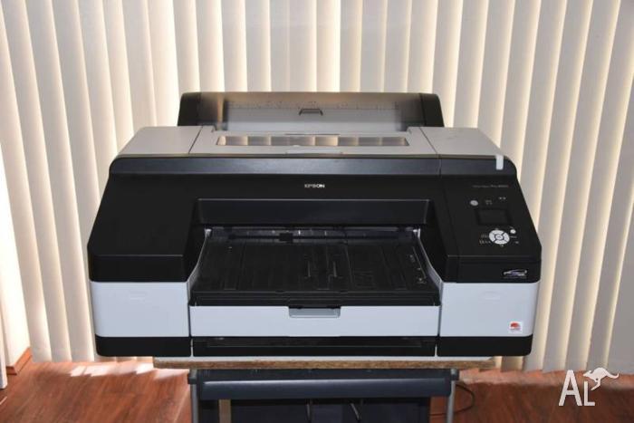 Epson Stylus Pro 4900 Printer + Stand