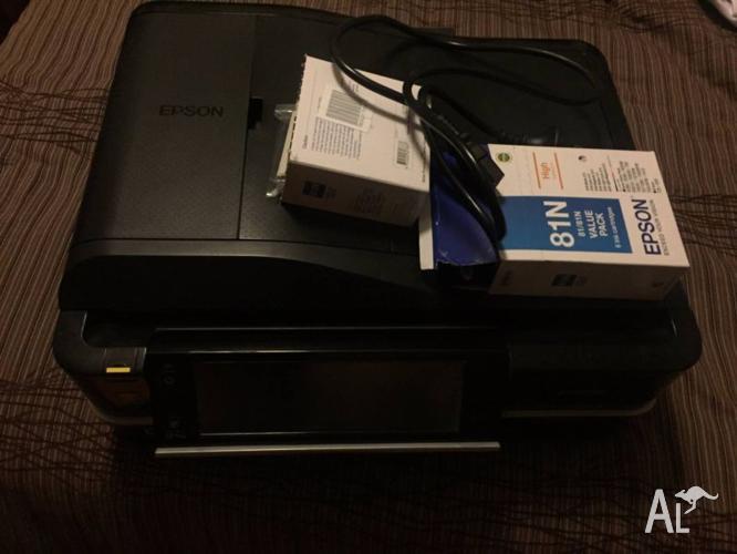 EPSON TX810FW PROFESSIONAL PRINTER Print/Fax/Scan/Copy