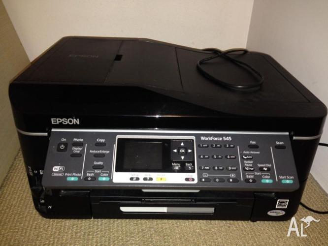 Epson WorkForce 545