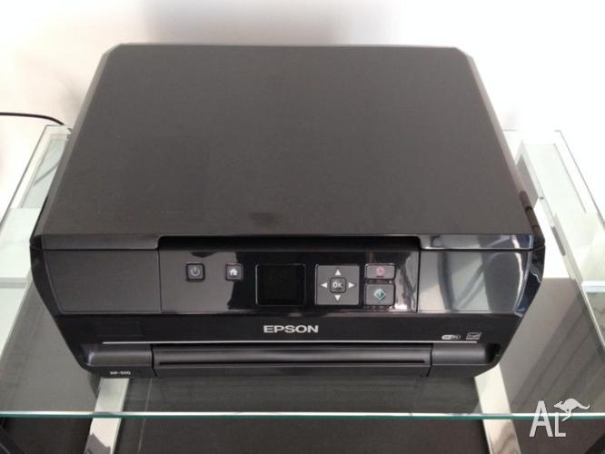 EPSON XP-510 + new ink cartridges (urgent)