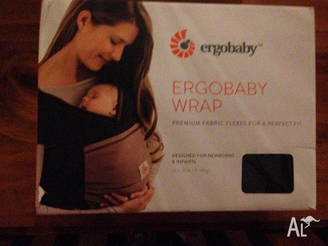 Ergobaby stretchy wrap, NEW