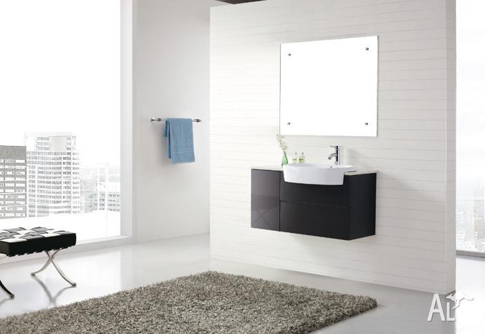39 essence 1000mm 39 wall hung bathroom vanity in espresso for for Bathrooms r us brisbane