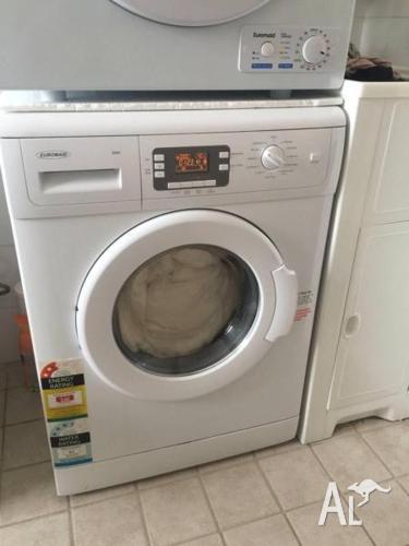Euromaid Washing Machine - 5kg -1000 rpm spins