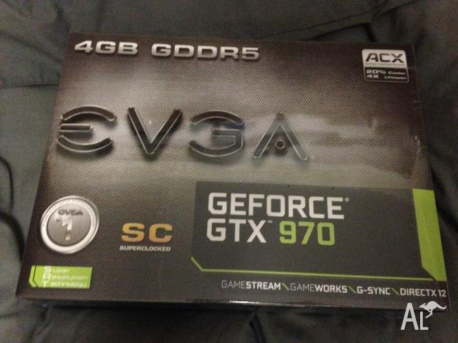 EVGA GTX 970 ACX SC