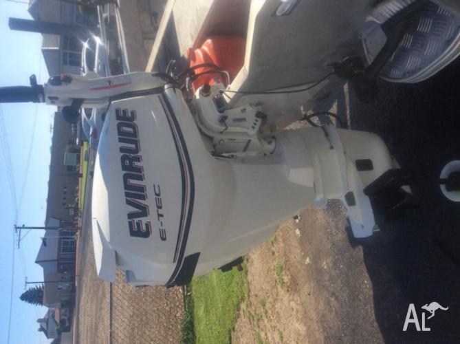Evinrude etec 30hp outboard