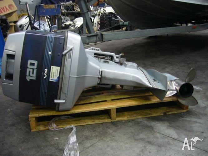 Evinrude johnson 120hp outboard motor 1988 model for for New johnson boat motors for sale