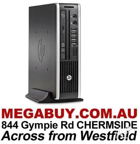 Ex-Gov HP Compaq Elite SFF PC - i7, 4GB, 250GB, Win7Pro