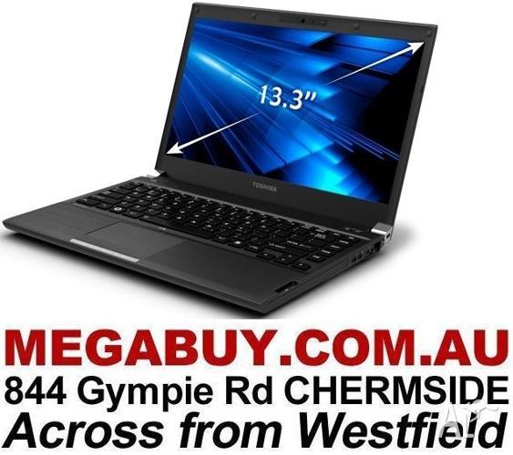Ex-Gov Toshiba Portege R830 13.3