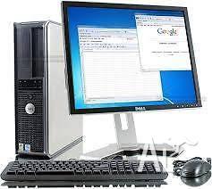 Ex-Government Desktop, FAST Core 2 Duo Windows 7 Dell