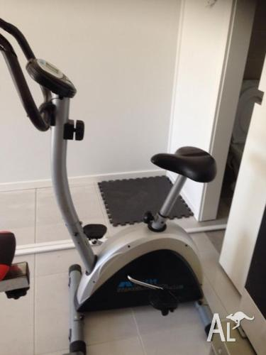 Exercise bike-can deliver