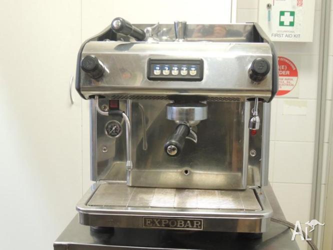 expobar espresso coffee machine