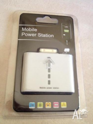 External Backup Battery Charger For iPods & iPhones