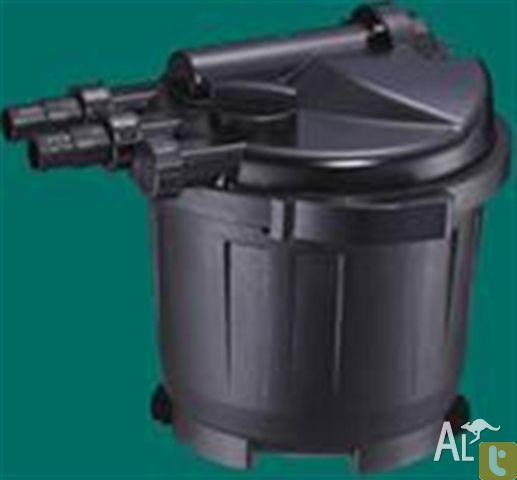 External pond filter for sale in melbourne victoria for External fish pond filters