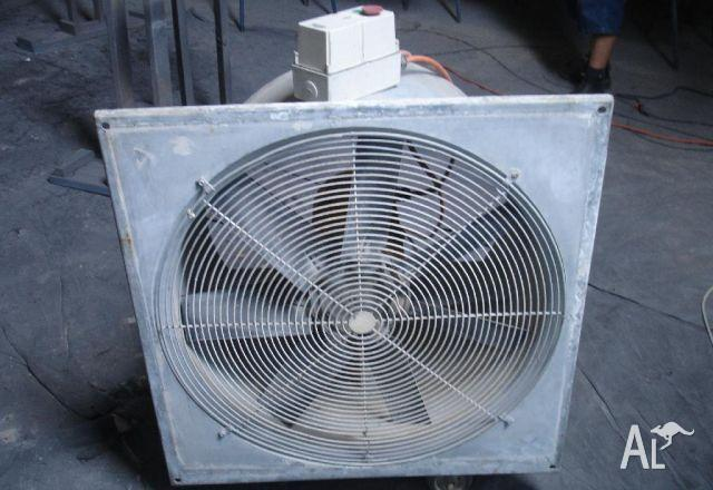Extraction Fan - Heavy Duty Industrail / Commercial