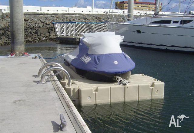 Ez Port Docking System Mooring Poles - 316 Marine Grade