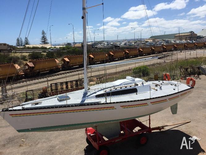 Farr 11.06m Yacht