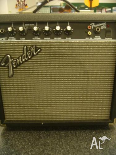 FENDER AMPLIFIER 15W FOR SALE