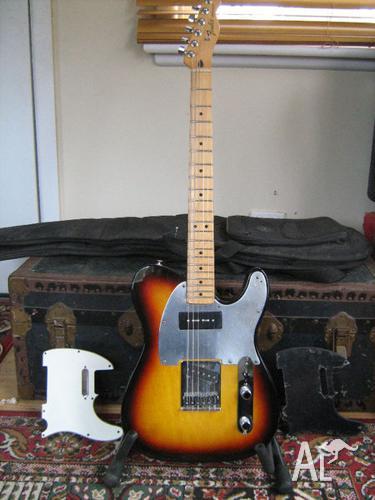 Fender MIM Telecaster