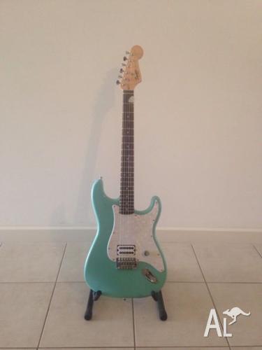 Fender Squire Electric Guitar (daphne blue)